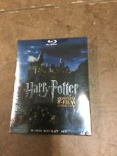 New ListingHarry Potter: Complete 8-Film Collection (Blu-ray Disc, 2011, 8-Disc Set)