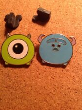 Disney Pin Tsum Tsum Mystery Series 5 Collection - Mike and Sulley  2 Pin Set