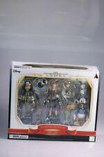 Kingdom Hearts III 3 Sora Donald Goofy Toy Story Ver Bring Arts Figures NEW