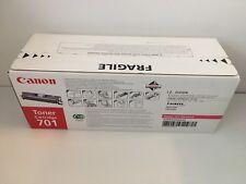 original Canon Toner 701 magenta 9285A003 für MF8180C LBP5200 mit Rechnung