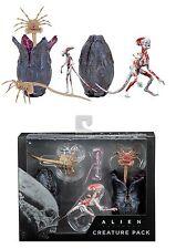 Pacto NECA Alien-Paquete de accesorios de lujo criatura extraterrestre figura