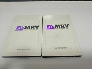 2PCS  MRV  IR-CSK-18 440-0076K   with In-Reach 4MB Flash