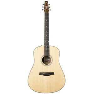 Seagull Maritime Sws Natural Sg AE Acoustic Guitar Electrified