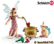 Schleich SAFENJA & COMPANION Bayala fairy plastic toy pet animal elf * NEW 💥