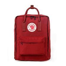 Unisex Womens Backpack Kanken Travel School Shoulder Bags 16L