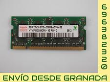 MEMORIA RAM SO-DIMM 1 GB PC2-5300S HYNIX HYMP112S64CP6-Y5