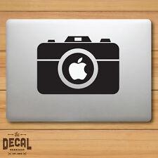 Apple Digital Camera Macbook Sticker / Macbook Decal / Cover / Skin