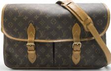 Louis Vuitton GIBECIERE GM Messenger Sac à bandoulière sac bag Abbesses RARE 1