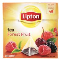 Lipton Forest Fruits Tea Bags 30G