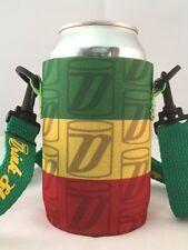 Koozie Holder Necklace Beer Can Bottle Cooler New Drink Strap Rasta
