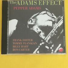 The Adams Effect, Pepper Adams, Audio CD