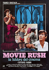 CINEMA-soggettone MOVIE RUSH LA FEBBRE DEL CINEMA berté, lev, boldi, FABBRI