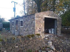 Reclaimed Sandstone Quoins Corner Stones