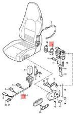 Genuine PORSCHE 911 Boxster Carrera Wiring Light For Seat Heating 99661254001