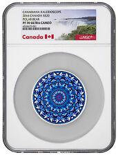 2016 Canada Canadiana Kaleidoscope Polar Bear 1 oz Silver NGC PF70 UC SKU45971