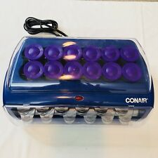 Curl Innovation by Conair HS33R 12 Jumbo 1.5 inch Hot Rollers 12 Clips Curlers