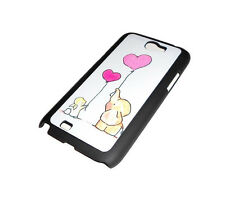 NEW HEART ELEPHANT SAMSUNG GALAXY NOTE 2 N7100 PLASTIC CASE SUPER FAST SHIPPING
