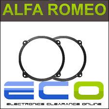 T1 Audio t1-25ar02 Alfa Romeo 147 2000 & gt altavoz para automóvil de Montaje Adaptador