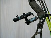 GREEN laser bow sight, Mathews, Hoyt, Browning, PSE, any bow with stabilzer hole