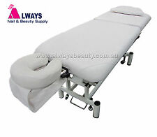 Beauty Bed Massage Table 2 Sections Electric Lift Hand + Foot Control Aussie
