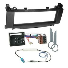Mercedes A-Class 04-12 1-DIN Car Radio Installation Set+Cable,Adapter,