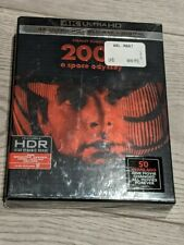 2001 A Space Odyssey (Blu-ray + 4K UHD) Stanley Kubrick