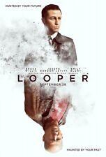 LOOPER MOVIE POSTER 1 Sided ORIGINAL 27x40 BRUCE WILLIS JOSEPH GORDON-LEVITT