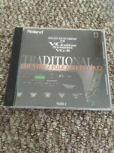 Roland Vg8d1 Traditional Expansion Card For Vg8