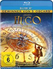 Hugo Cabret 3D [3D Blu-ray] Ein super 3D-Film!  * NEU & OVP *