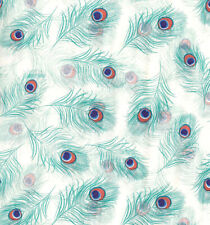 Peacock Feathers Tissue Paper # 225 ~ 10 Large Sheets