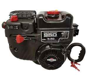 """13D135-0014 9.5 Briggs And Stratton Snow Engine 3/4"""" x 2-5/16"""" Formerly 6.5HP"""