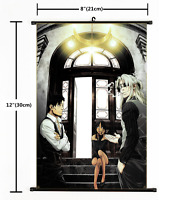 4996 Citrus Decor Poster Wall Scroll cosplay