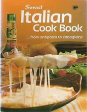 Sunset Italian cook book by Sunset Editors