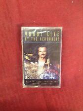 Yanni live at the acropolis (Cassette)