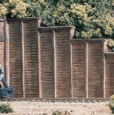 Woodland Scenics Timber Retaining Wall - HO Scale # C1260