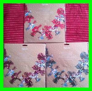 2.7m Luxury Foil Garland Foil Large Xmas Christmas Ceiling Hanging Decoration UK