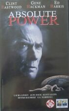 ABSOLUTE POWER   - VHS