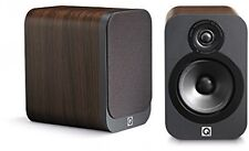 Q Acoustics 3020 Bookshelf Speakers - (Pair) (American Walnut)