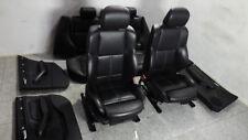 BMW E46 Touring Alpina Sitze/Innenausstattung Leder schwarz Lordose/Sitzheizung