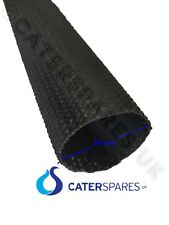 26Mm Black Heat Resistant Sleeving Cable Wire High Temperature Per Meter 500oC