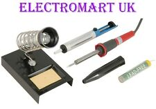 ELECTRONICS SOLDERING IRON SOLDER WIRE PUMP STAND