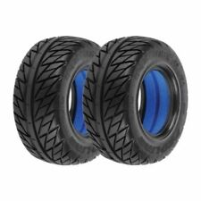 Pro-Line Street Fighter 2.2/3.0 Front/Rear Short Course Tires 1167-01 SLASH SCTE