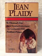 Jean Plaidy - St Thomas's Eve Omnibus - 1st/1st 1979 in D/W - SIGNED BY AUTHOR