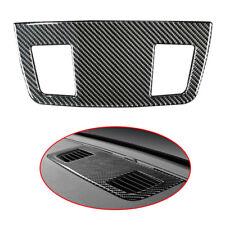 Carbon Fiber Interior Air Vent Outlet Panel Frame Cover Trim for BMW E90/92/93