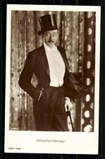 Adolphe Menjou Ross Verlag Postkarte 3337/1 ## BC 8297