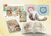 NEW Nintendo Switch Rune Factory 4 Special Memorial Box JAPAN OFFICIAL IMPORT