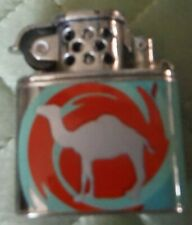 Vintage Camel swirl retro lighter