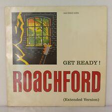 "Roachford – Get Ready! (Vinyl, 12"", Maxi 45 Tours)"