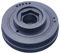 Crankshaft Pulley Engine D16A/Zc Febest HDS-D16A Oem 13810-P2K-J01