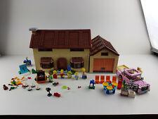Lego®  71006 The Simpsons Haus Die Simpsons House unvollständig!